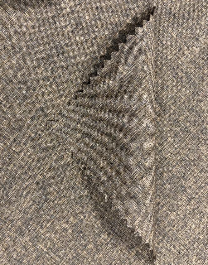 环保再生系列 R19-558 100%平纹加密环保雪梨纺
