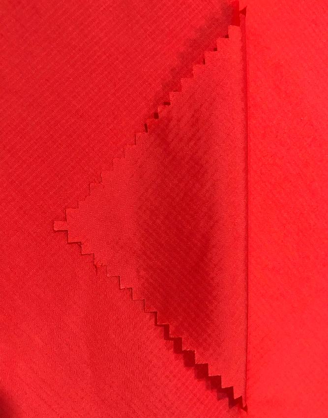环保再生系列 R19-537 20D双线格有光尼丝纺